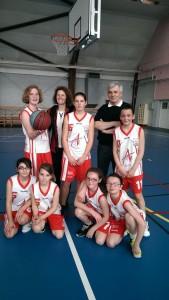 U13F Championnes
